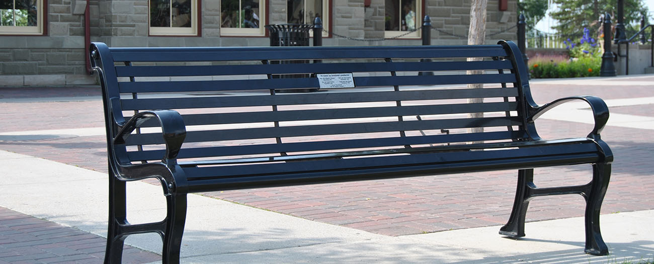 Memory Benches