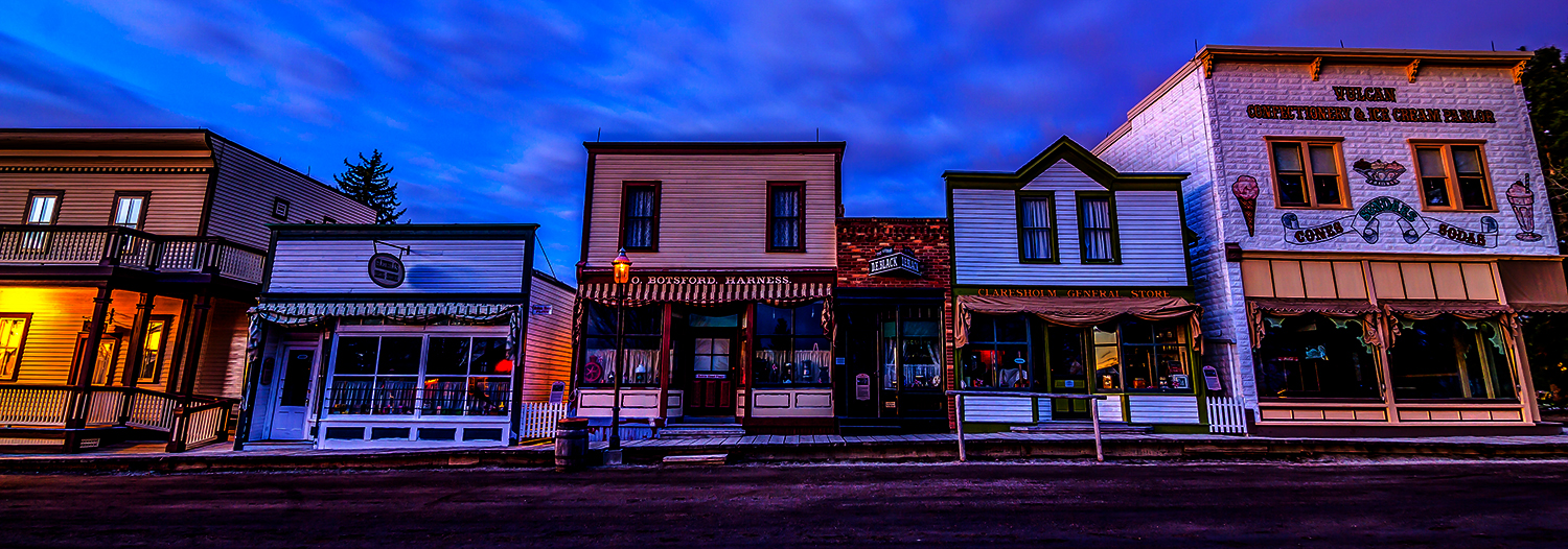 Heritage Park Ghost Tours