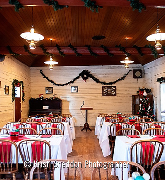 Millarville Rancher's Hall