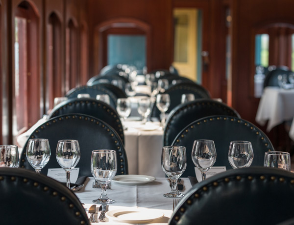 River Forth Dining Car