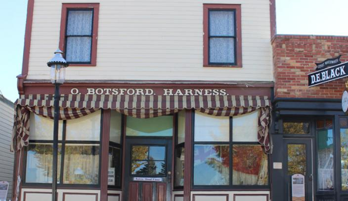 Botsford Harness Shop