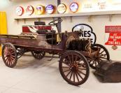 1911 Chase Auto Delivery Wagon