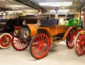 1913 IHC Auto Wagon, Model MW
