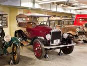 1922 Gray-Dort Touring Car, Model 19-B