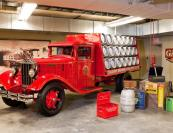 1933 Diamond T Brewery Truck