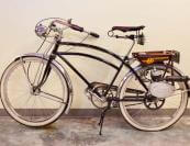 1949 Endor Pixie Motorized Bicycle