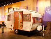 1959 Champion Holiday Trailer
