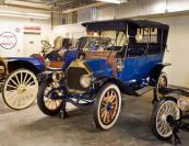 1911 Overland Touring Car
