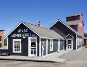 Atlas Lumber Yard & Office