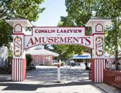 Conklin Lakeview Amusement Park