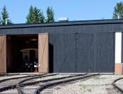 Railway Car Shop