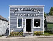 The Strathmore and Bow Valley Standard